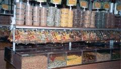 Jumbo Golden Raisins, Soynuts, Non-GMO Soy Beans