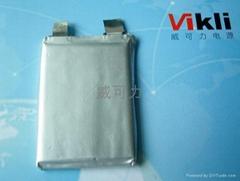 锂聚电池634169-2000MAH