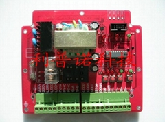 Barrier Control Board Ver3.9