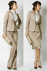 西装(办公室服)