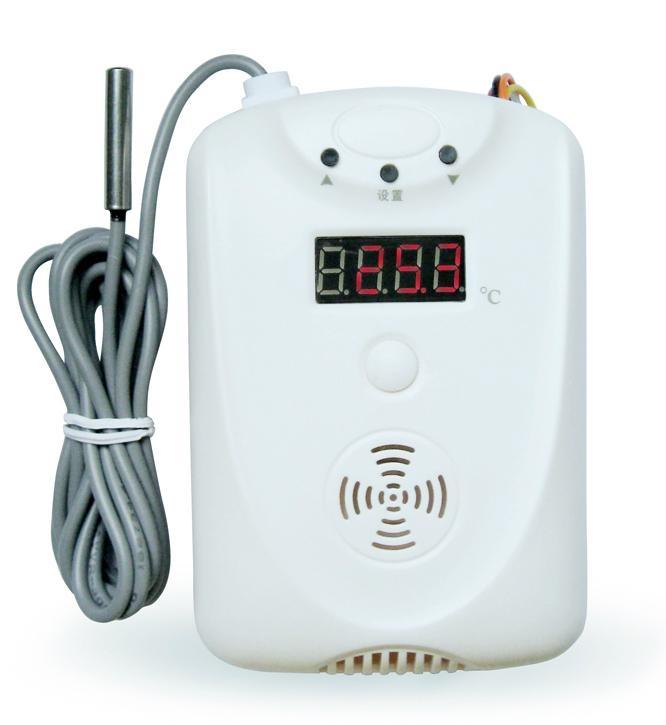 Fire Alarm Accessory Smoke Gas Detector 2