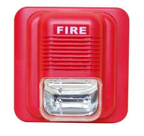 Fire Alarm Accessory Smoke Gas Detector 3