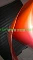 防静电红色真空胶膜 5
