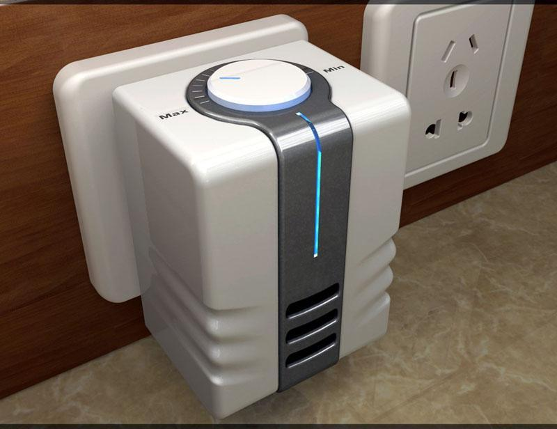 Plug In Ionic Air Purifier For Bathrooms Amp Small Spaces