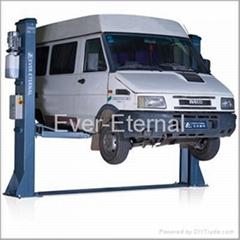 5000Kg Heavy duty floor plate two post lift (CE) car lift