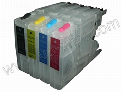 Brother DCP-525 MFC-425/6510 refillable