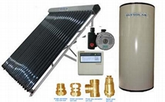 CE Approved Split Pressurized Solar Heating System