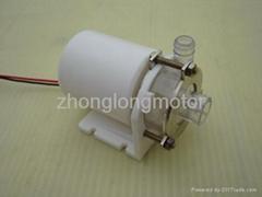电子冰箱水循环散热用无刷直流水泵
