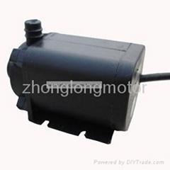 空气加湿清新水泵