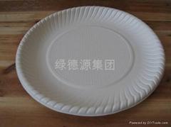 一次性可降解环保餐具(盘)