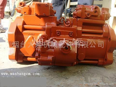 挖掘机液压泵总成 1
