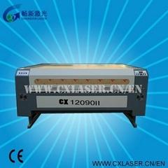 2012 hot !!! Plush Toy Laser Cutting Machine Wuhan