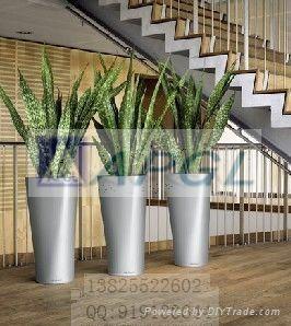 玻璃鋼花盆 2