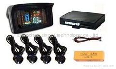 Romania LCD/VFD/rainbow parking sensor wholesaler distributor