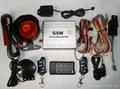 Argentina GSM alarm parking sensor gps