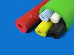 耐高溫發泡硅膠管