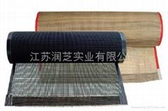 Heat Resistant Teflon Mesh Fabric Conveyor Belt