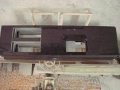 G684 Black Granite Countertop