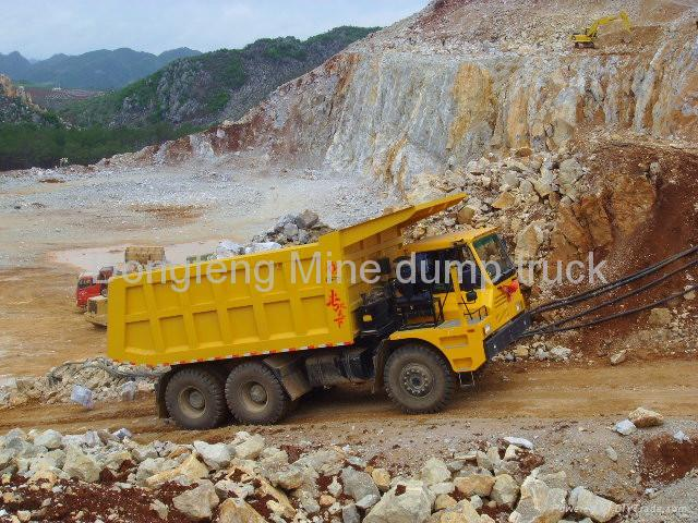 Mining Dump Mine Dump Truck/mining