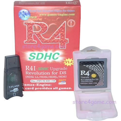 Wholesale original R4i SDHC 1