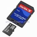 Wholesale Genuine Sandisk MicroSD Transflash TF Card 4GB