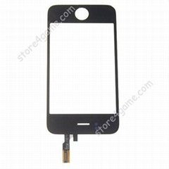Wholesale Replacement Touch Screen Digitizer Module with Bus Wire for iPhone 3G