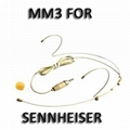 YPA headset mic for Sennheiser wireless sys 1