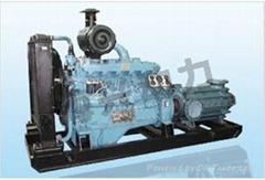 柴油机应急水泵机组