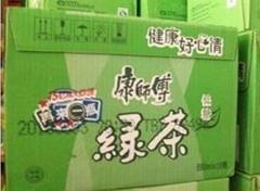 康師傅綠茶 500ML*15瓶