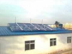 厂家承接太阳能热水工程设计安装