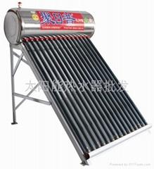 批发太阳能热水器 北京厂家