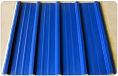 PPGI corrugated steel sheet/ panel
