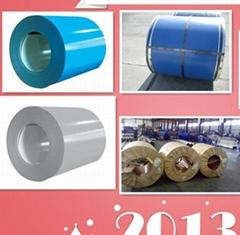galvanized/galvanised  steel in coil