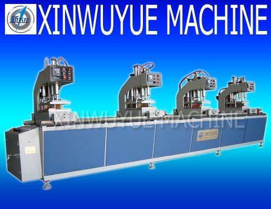 Four Head Welding Machine  1