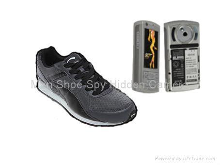 Man Shoe Spy Hidden Camera Eyespychina China Trading