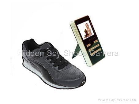 Shoe Spy Camera