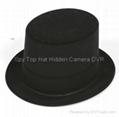 Spy Top Hat Hidden Camera DVR