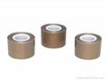 Teflon coated fiberglass fabric adhesive tape