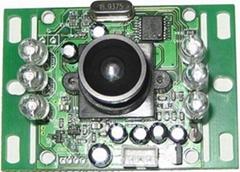 1/3 LG CCD 黑白單板機