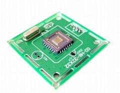 1/4 OV 5116 CMOS 黑白單板機
