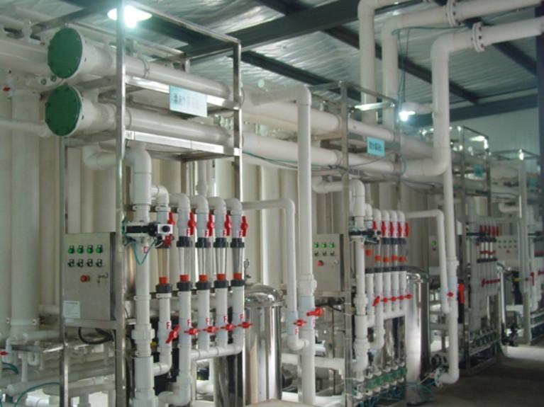 造纸废水回用膜系统 1