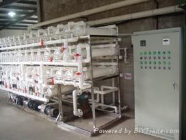 造纸废水回用膜系统 2