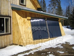 Apricus Solar Water Heater(22 tubes)