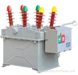专业生产户外高压真空断路器ZW8-12/630-20 5