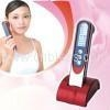 Ultrasonic beauty instrument with infrared