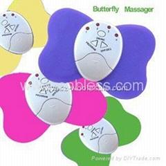 Butterfly mini massager/ems massager