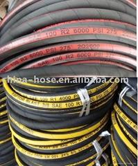 Rubber hose/ hydraulic hose SAE/DIN Series