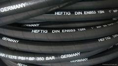 Rubber Hydraulic Hose DIN EN 1SN