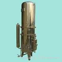 高效自脫垢蒸餾水機