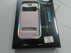 iPhone5C 手机皮保护套